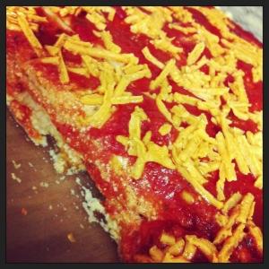 Cashew Cheese Lasagna